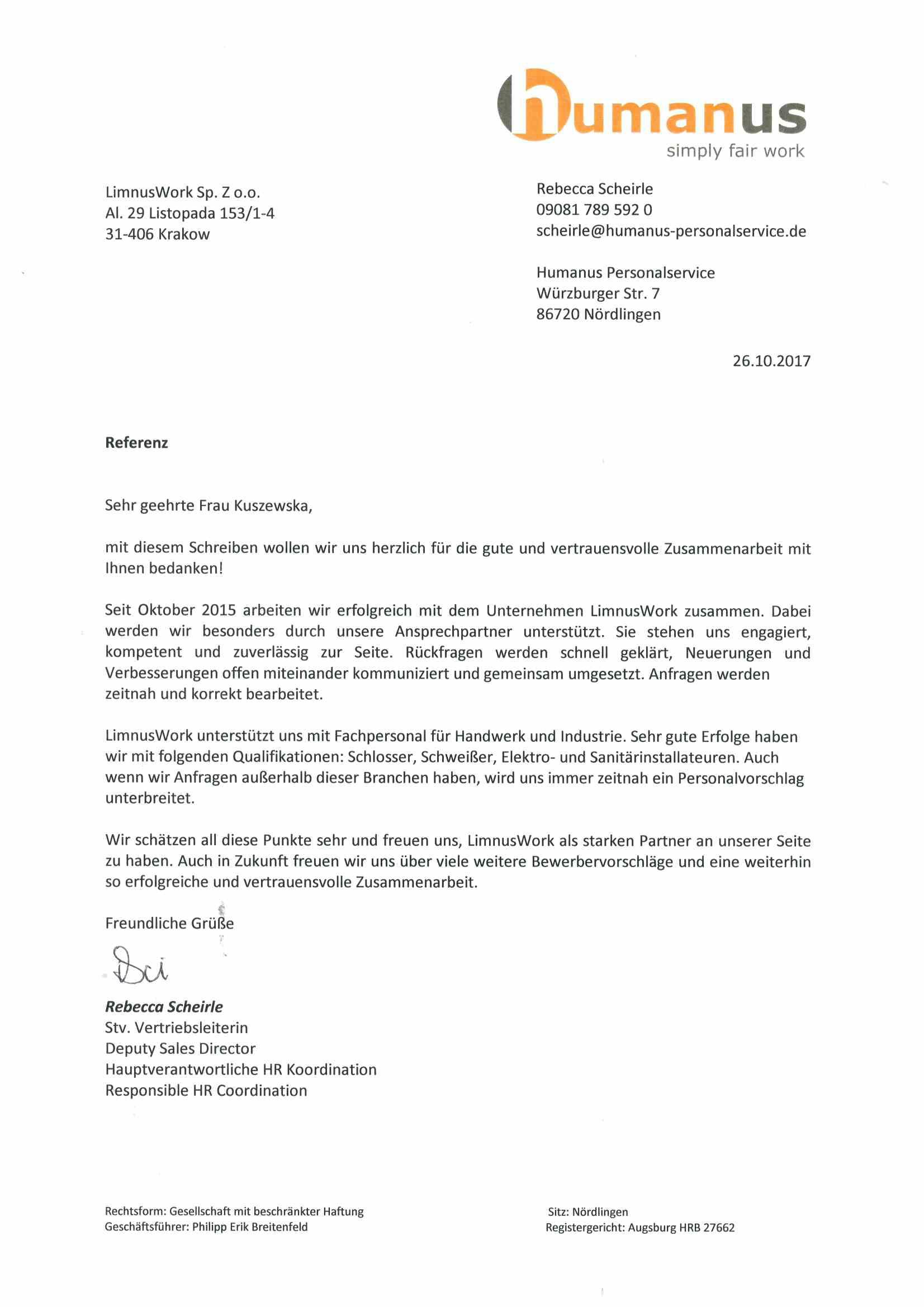 Wunderbar Charakter Referenz Gericht Vorlage Bilder - Beispiel ...
